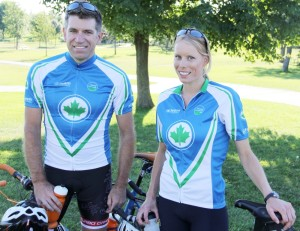 Team Cornwall cycling jersey