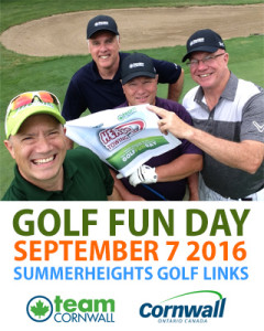 Golf Fun Day 2016